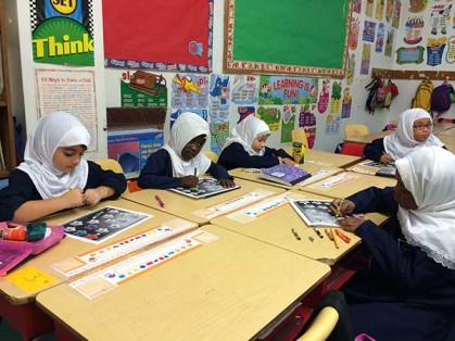 Arabic Reading With Ms Msouty At Al Aqsa Islamic Society