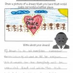 5th Graders Celebrate Martin Luther King Day