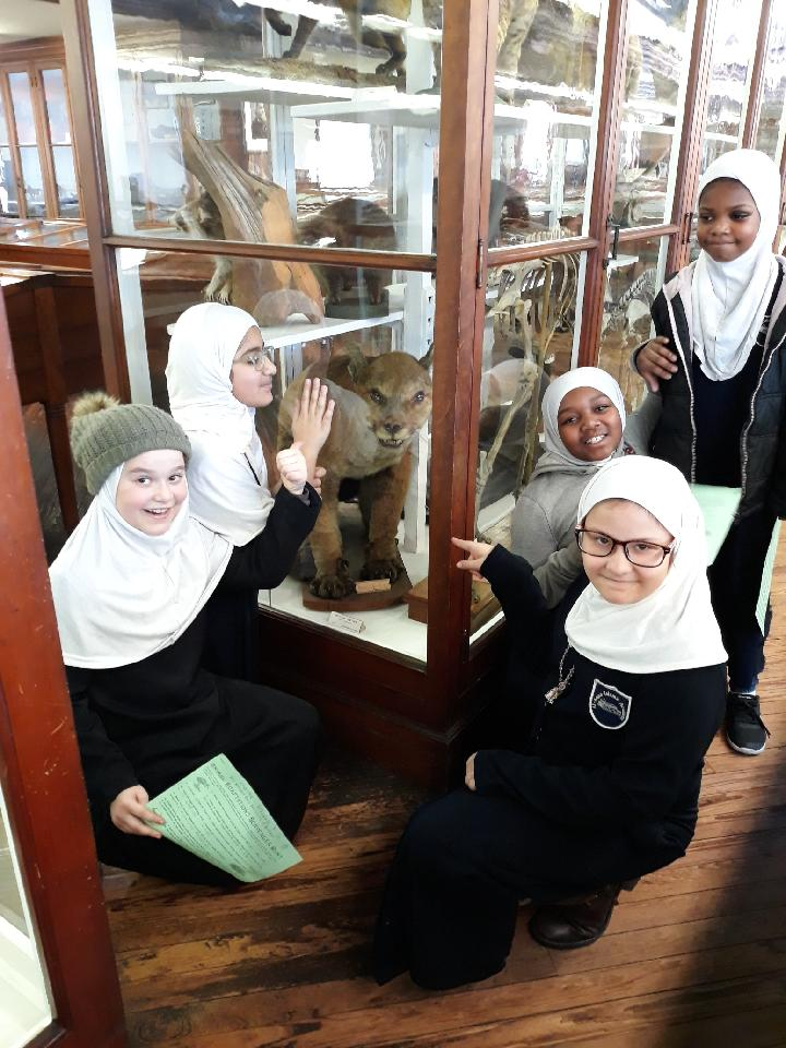 4th Grade Trip to Wagner Institute